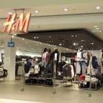 loja H&M nos EUA