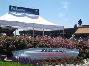 Conheça Jones Beach