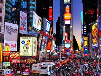 Time Square  Times-square-new-york