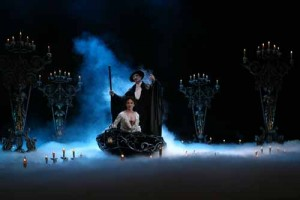 Fantasma da Opera na Broadway em Nova York