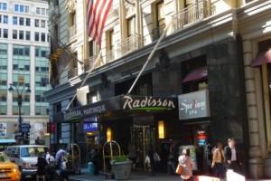 Hotel Radisson Martinique em Nova York – Conheça a Historia