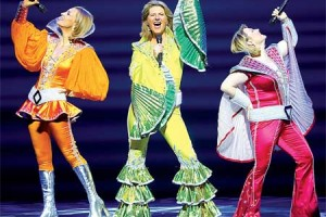 Mama Mia na Broadway com Descontos