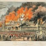 Fogo destroy Palacio