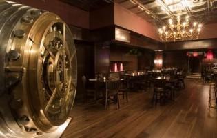 Conheça um Bar Dentro de Um Antigo Cofre de Banco